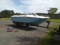 I have a 1984 Renalli I/O open bow ski boat. It has the