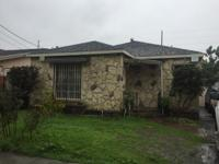 This home is a great 3 bedroom 1 bath with a two car