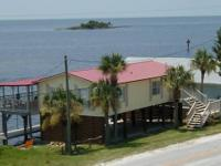 """Gulf Front Vacation Home, The """"Doves Nest"""" in Horseshoe"""