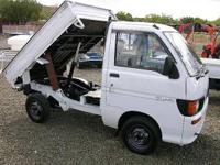 4x4 mini Truck ATV by Daihatsu Hijet model with
