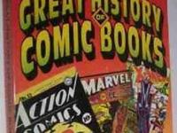 314 Pages Of Photos & Info Of Comic History ! Like~New
