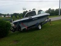 I have a terrific Lake Boat.! Its a 1986 Imperial Ski