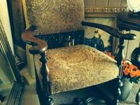 We have a great Kings chair in great condition in our