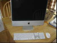 2009 Mac Desktop that my wife has mostly used for