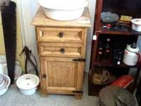 Very cute and usable cabinet/stand! The Tradin Post 904