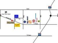 Located at 138th & Industrial Road. Great exposure and