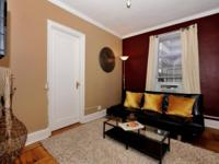 Luxurious 3 bedrooms, 2 baths apartment: a gem in