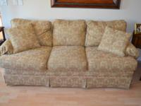 For sale is a very comfortable couch in great