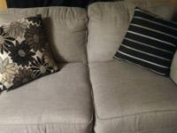 I have a set of couches.  Very nice, almost new have