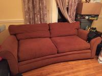 Great lounging couch. Need it hone by tomorrow may 31