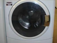 NOW HERE 'S A BUY ON A FRONT LOAD MAYTAG EPIC z WASHER!