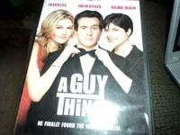 I have 3 movies in good condition. How to lose a guy in
