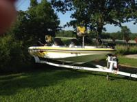 We have a stunning 2004 Nitro fishing boat for sale. It