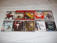 Selling this week some great PS3 games & Classic PS1