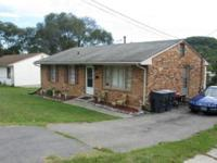 Nice brick ranch perfect for first time homeowners,
