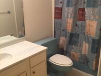 Nice room available in large, quite home. 12x12 room w/
