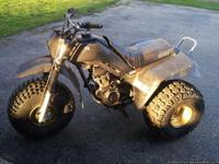 Wanting to sell or trade my 1985 yamaha 225DR 3 wheeler