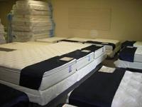 BRAND NAME NEW TWIN SIZE BED MATTRESS SETS BEGINNING AT