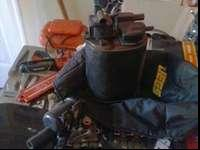 selling my stock evap box both cans i have a moroso