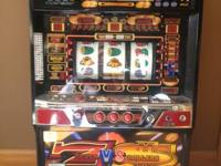 Japanese style. Table Top. Slot Machine.  Great for