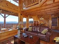 Spend a your vacation in this luxurious vacation cabin!