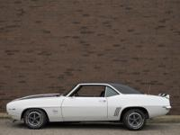 Call  or email sales@mcgohio.com 1969 Chevrolet Camaro