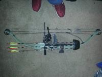 I have a compound bow that I bought a couple of months
