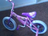 I have a new barely used Princess Diary Huffy girls