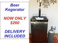 Here is a Great Vissani 4.9 cu Ft Beer Kegorator Beer
