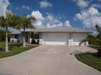 Great two bedroom home on the water in South Gulf