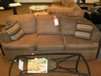 Great, Super clean Couch and Loveseat only $399. Come