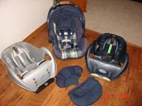 Stroller & Car Seat system with extra base for car