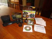 For sale: A barely used FujiFilm FinePix S2800 HD