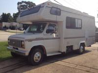 1985 Itasca Motorhome-- Runs Great & Drives --