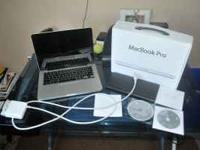 "Hi, im selling a really nice Macbook Pro 13.3"" Its a"