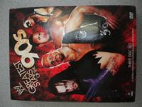 wwe used three disc set