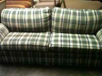 very nice and extremely comfortable fullsize couch.