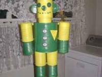 Green Bay Packer Tin Man - the perfect gift for the