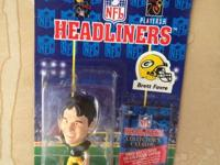 3 UNOPENED MCFARLANES (PACKERS, JETS & VICKINGS). 1