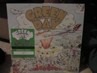 "Green Day"" Dookie"" original 1994 1st release on reprise"