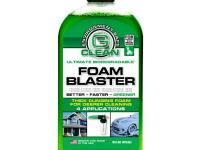 The Green Earth G-Foam Blaster Concentrate for G-Clean