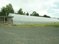 8 greenhouses for rent in Whitehall. We are asking.10