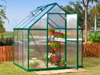 Taking orders now for factory direct Green Houses.