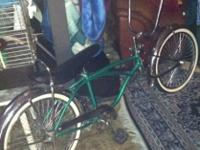 Lowrider bike for sale it works great just don't need