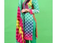 KEY FEATURES Green Red and Yellow Color Linen Three