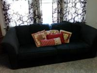 Great comfy sofa that lasted us awhile. Just in