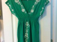 Size Medium, Forever 21 Perfect to cover up while at