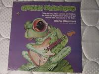 Green Bullfrog - Natural Magic. Sealed- no cuts outs,