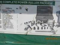 I have a Nice Complete Greenlee 686 Power cable puller