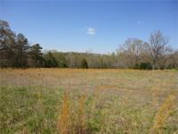 Excellent opportunity to build your dream home in a
